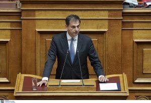 Θεοχάρης- Οι τρεις άξονες του υπουργείου για τον τουρισμό