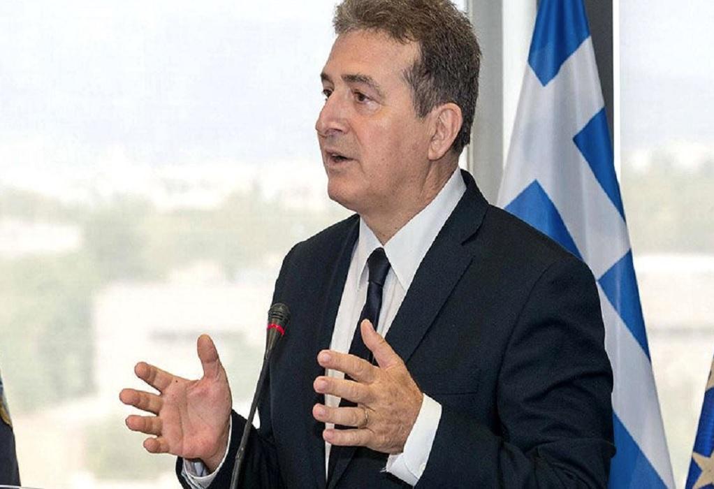 Χρυσοχοΐδης: Η εποχή της ανασφάλειας θα τελειώσει