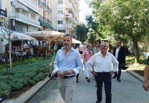 Συναντήσεις Ζέρβα με τους επικεφαλής όλων των παρατάξεων