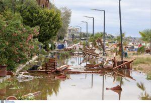 Σιθωνία: Ολοκληρώθηκαν οι εργασίες αποκατάστασης από τις καταστροφές της θεομηνίας