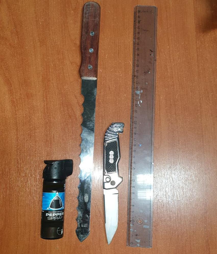 Φυλακές Δομοκού: Bρέθηκαν μαχαίρια και αυτοσχέδια όπλα