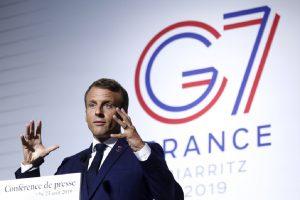 G7: Οι συνομιλίες με τον ΥΠΕΞ του Ιράν ήταν «θετικές» και «θα συνεχιστούν»
