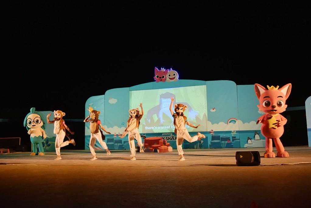 Παιδικές παραστάσεις στο Φεστιβάλ Θάλασσας (ΦΩΤΟ)