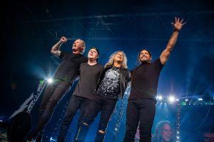 Δωρεά σε ογκολογικό παιδικό νοσοκομείο από τους Metallica