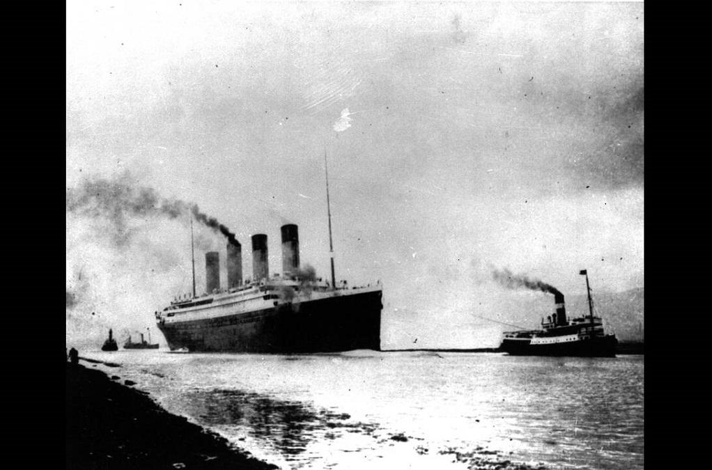 «Σε κίνδυνο» ο Τιτανικός: Αποσυντίθεται το ναυάγιο του ιστορικού πλοίου