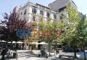 Πλ. Εμπορίου: Ξενοδοχείο στο διατηρητέο της Οικοδομής Κουκουμπάνη