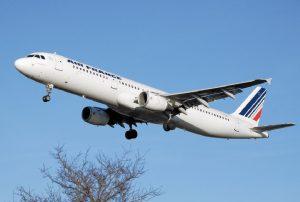 Έκτακτη προσγείωση πραγματοποίησε αεροσκάφος της Air France