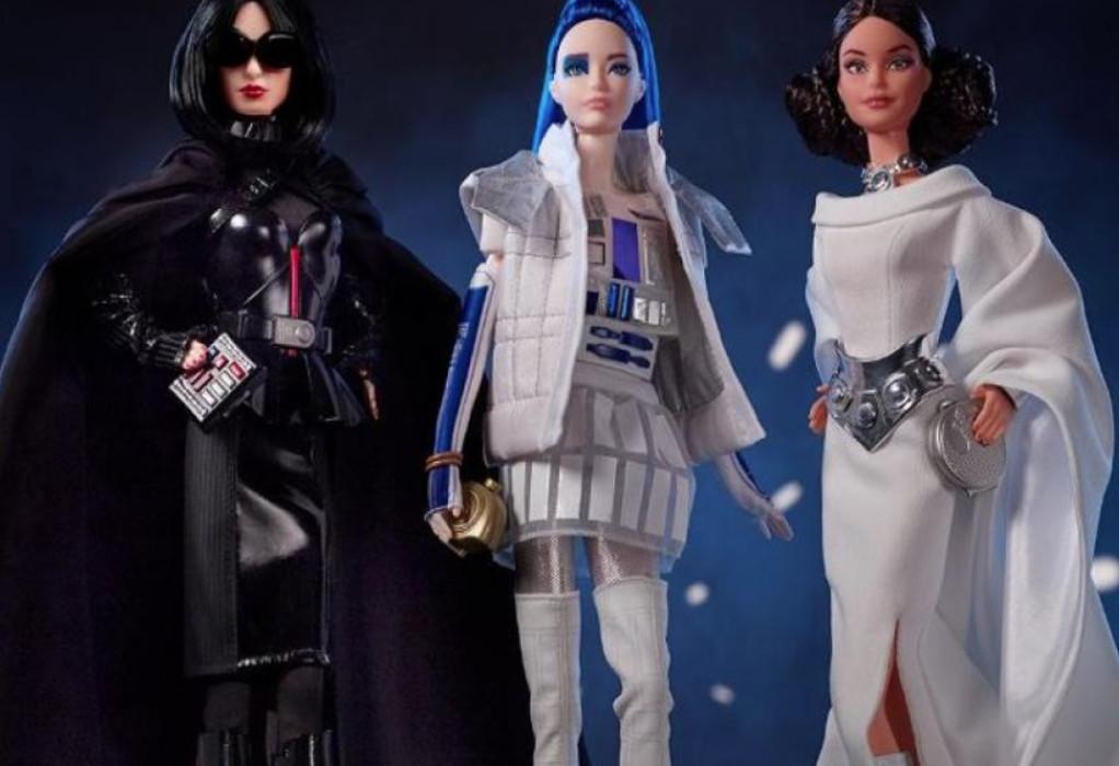 Η Mattel φέρνει τη Barbie στυλ Star Wars