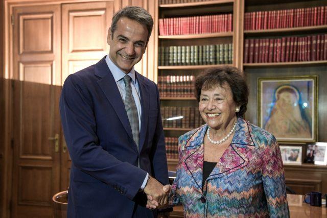 Μητσοτάκης: Η Ελλάδα αποτελεί αξιόπιστο εταίρο των ΗΠΑ στην περιοχή