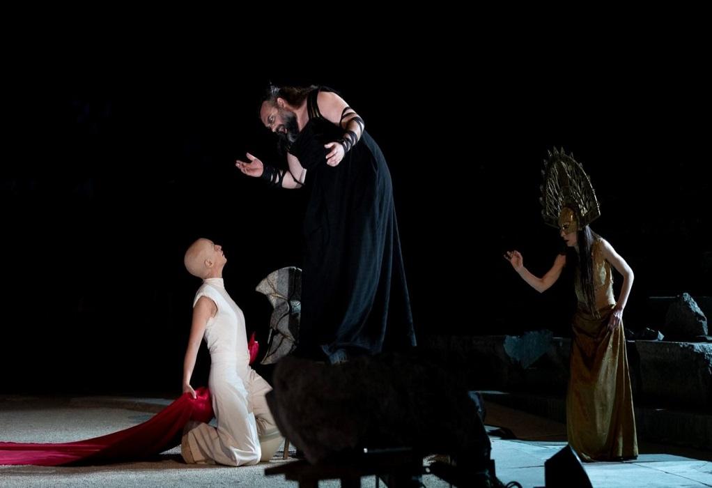 Δια χειρός Εθνικού η τριλογία «Ορέστεια» του Αισχύλου στο Θέατρο Δάσους