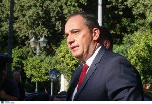 Στο Ηράκλειο ο Πλακιωτάκης -Συναντήσεις στο λιμεναρχείο