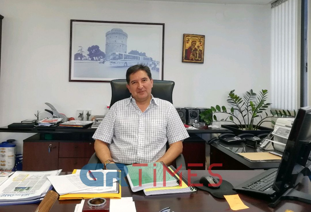 Σκόδρας: Ό,τι χρειαστεί για τον ΟΑΣΘ – Στη ΔΕΘ οι ανακοινώσεις
