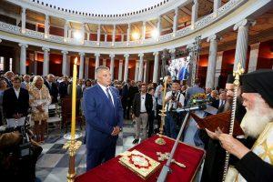 Γ. Πατούλης: Θα δουλέψουμε ενωμένοι, με προτεραιότητα στις ανάγκες των πολιτών