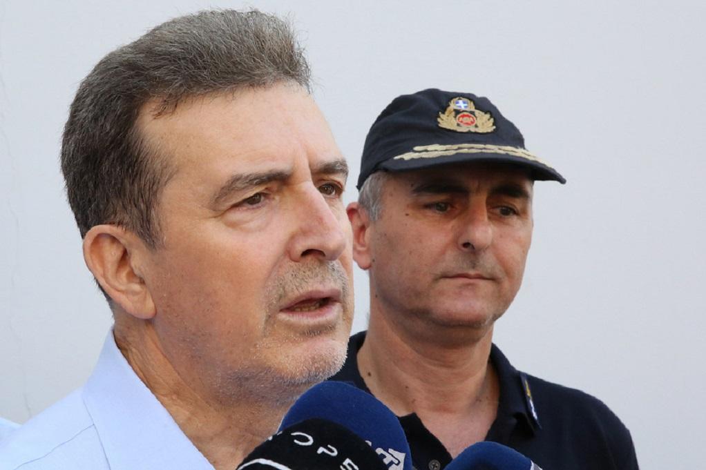 Χρυσοχοΐδης: Απόφασή μας η αντιμετώπιση του οργανωμένου εγκλήματος στη Ζάκυνθο