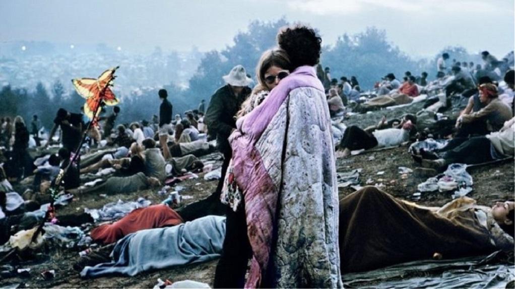 Γούντστοκ: Το ζευγάρι στη διάσημη φωτογραφία παραμένει μαζί, 50 χρόνια μετά (ΦΩΤΟ)