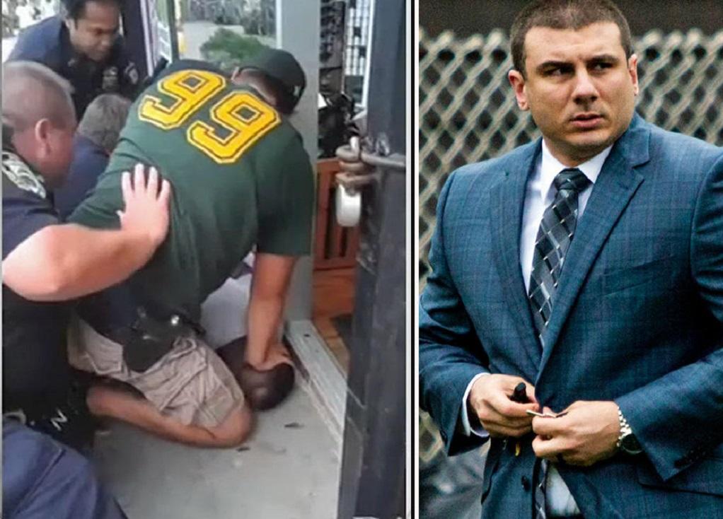 ΗΠΑ: Αστυνομικός απολύθηκε, 5 χρόνια αφού προκάλεσε ασφυξία σε Αφροαμερικανό ύποπτο (ΦΩΤΟ-VIDEO)