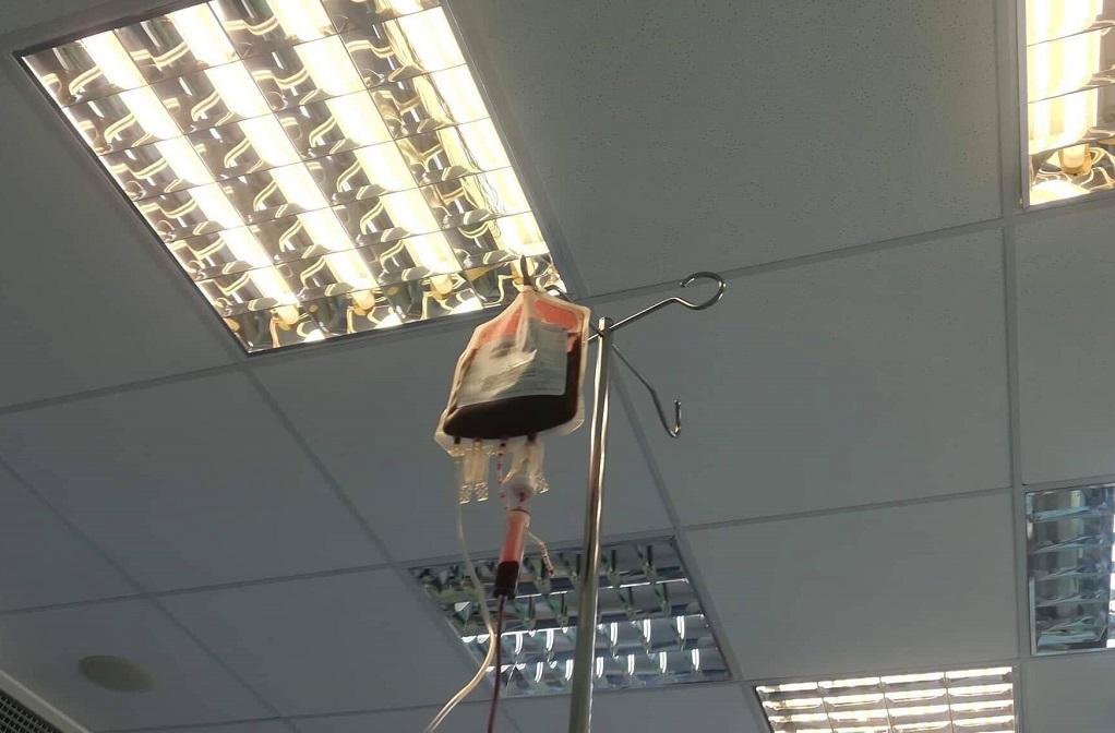 SOS από τις ελλείψεις αίματος στα νοσοκομεία της Θεσσαλονίκης