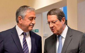 Τι ειπώθηκε στη συνάντηση Αναστασιάδη – Ακιντζί