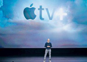 Μέσα στο φθινόπωρο βγαίνει στον αέρα η τηλεόραση της Apple