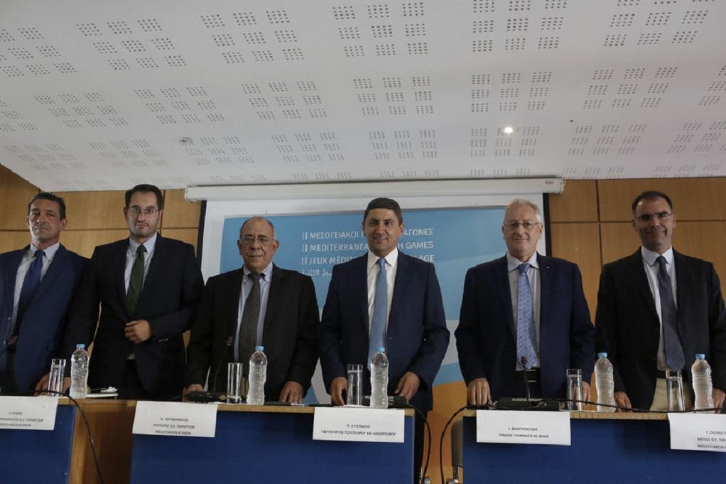Αυγενάκης για Παράκτιους Μεσογειακούς Αγώνες – Πάτρα 2019: Εθνικό στοίχημα η επιτυχία της διοργάνωσης