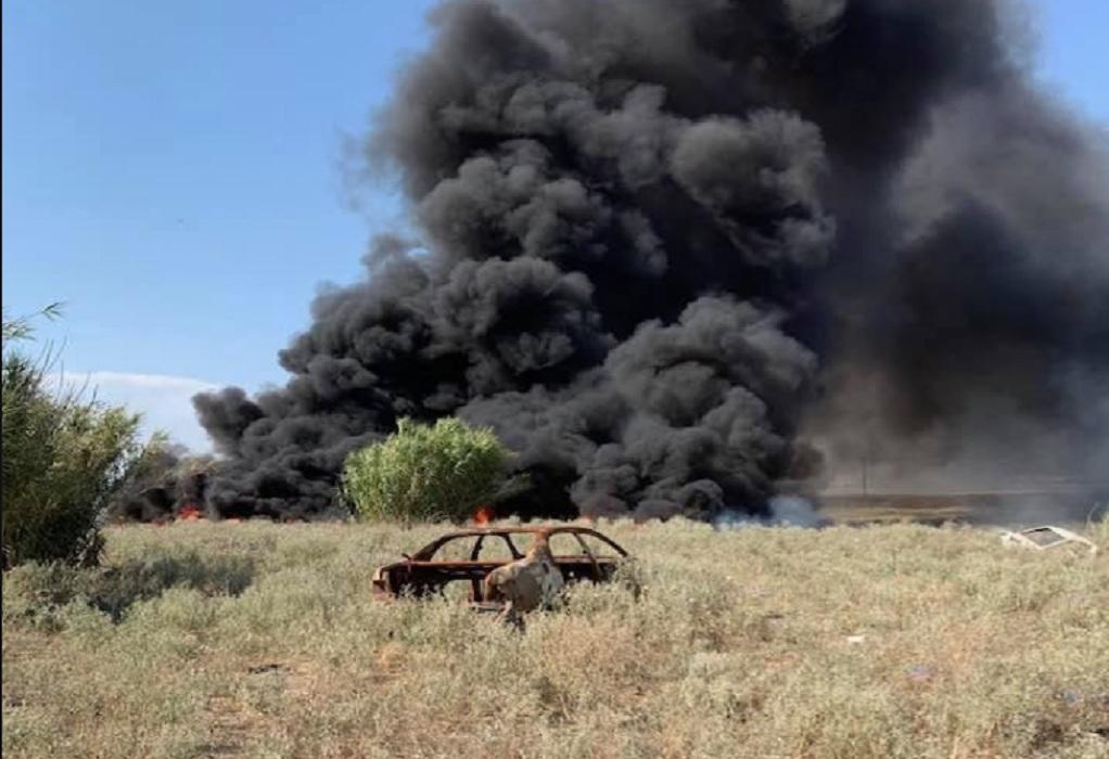 Γέφυρα του τρόμου Θήβα:Οι πυροσβέστες πήγαν να σβήσουν τη φωτιά και τους λήστεψαν