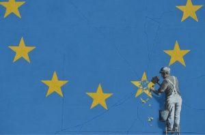 Εξαφανίστηκε έργο που συμβολίζει το Brexit