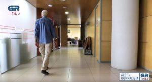Η τελευταία ημέρα του Γ. Μπουτάρη στο Δημαρχείο Θεσσαλονίκης (VIDEO)