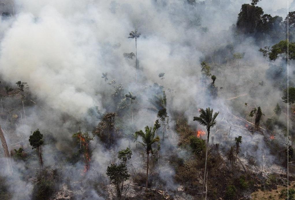 Καταστροφή στο Αμαζόνιο: Κάηκαν 9.500.000 στρέμματα στη Βολιβία