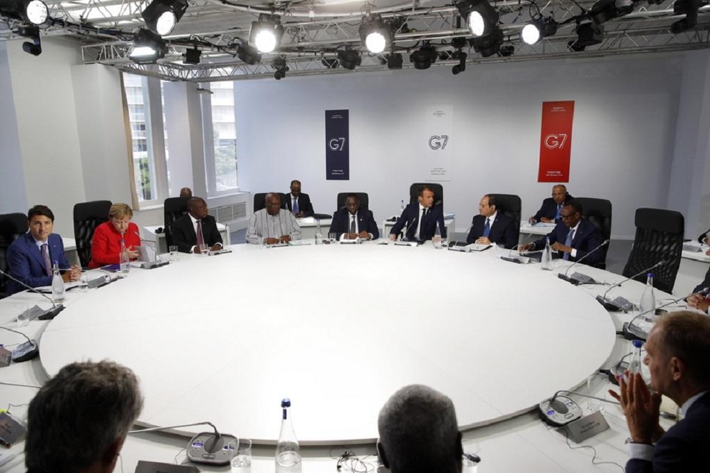 Κοροναϊός: Τηλεδιάσκεψη των υπουργών Υγείας της G7