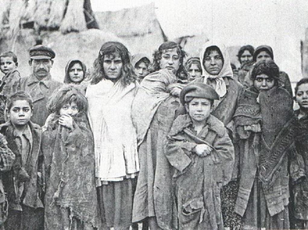 Ανακοίνωση του υπ. Εργασίας για την ημέρα μνήμης του Ολοκαυτώματος των Ρομά