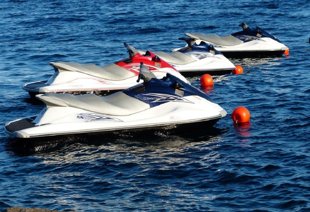 Καταδίωξη  jet ski – Σύλληψη για παράνομη είσοδο και διακίνηση προσώπων