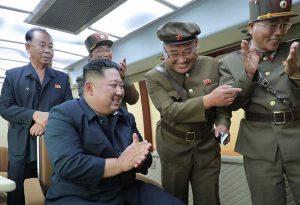 Β. Κορέα: «Πολύ σημαντική δοκιμή» σε στρατιωτική βάση