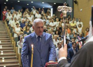 Ορκίστηκε εκ νέου δήμαρχος Αμπελοκήπων – Μενεμένης ο Λάζαρος Κυρίζογλου (ΦΩΤΟ)