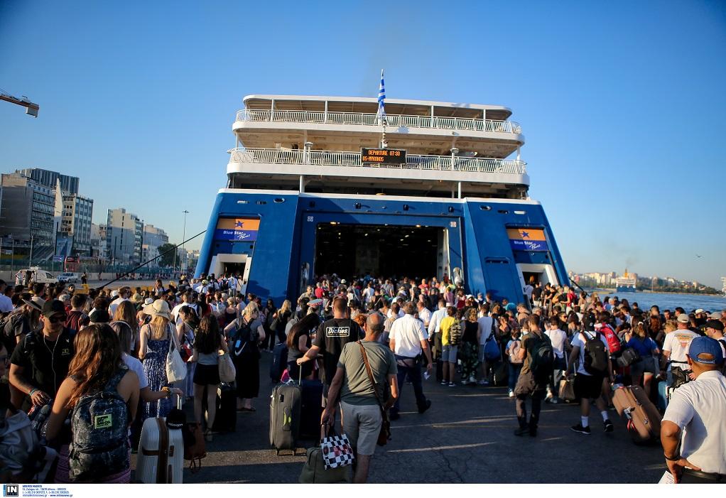Θεσσαλονίκη: Έρχεται ακτοπλοϊκή σύνδεση με νησιά
