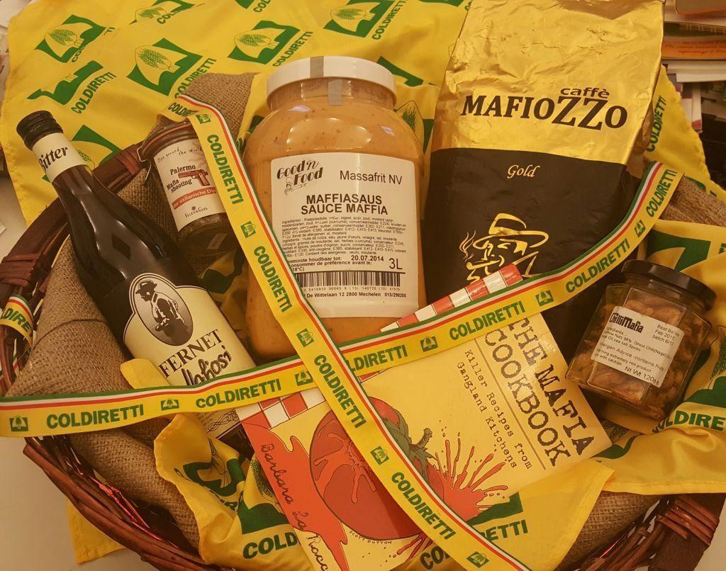 Πλήγμα στην εικόνα του «made in Italy» τα προϊόντα με μαφιόζικα ονόματα