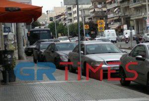 ΑΠΟΚΛΕΙΣΤΙΚΟ: Αλλοδαπός δάγκωσε αστυνομικό στη Θεσσαλονίκη