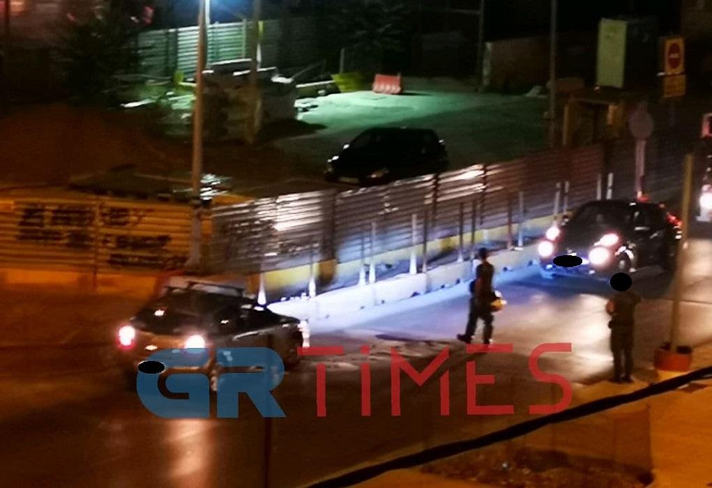 Θεσσαλονίκη: «Γκαφατζής» οδηγός μπήκε στο αντίθετο ρεύμα της Μοναστηρίου (ΦΩΤΟ)