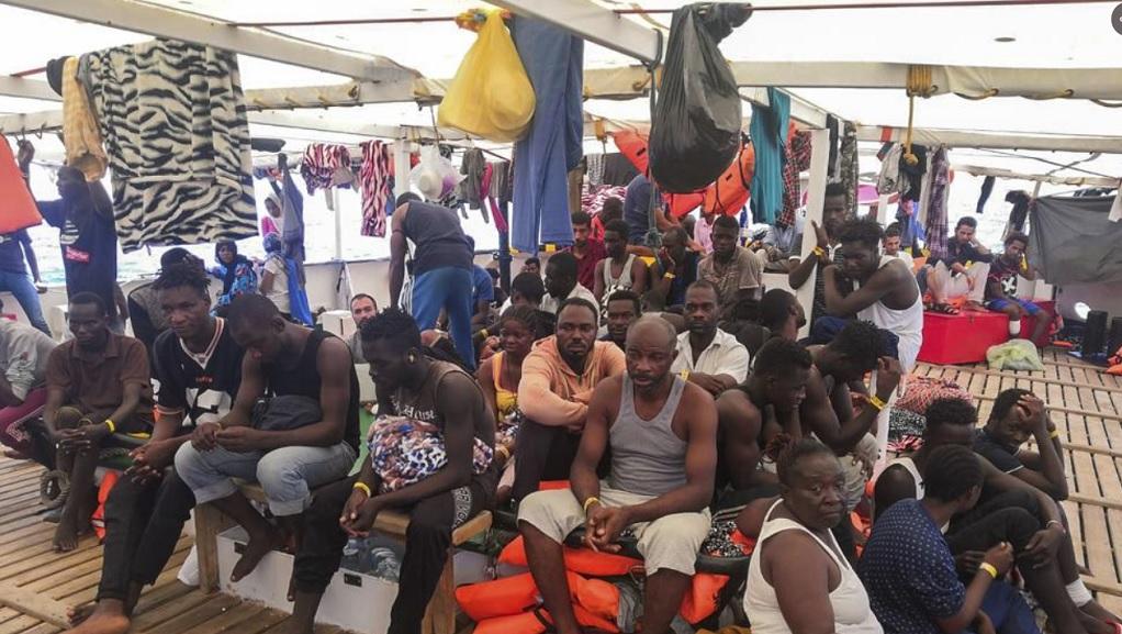 Έξι ευρωπαϊκές χώρες θα δεχθούν τους μετανάστες του Ocean Viking