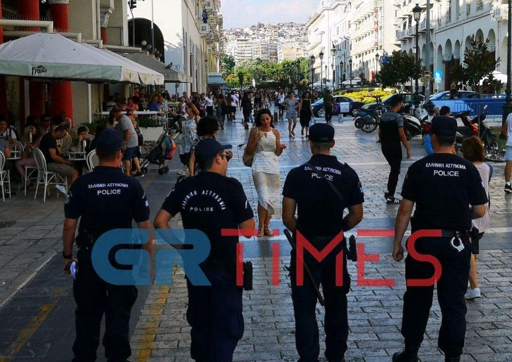 """Επίσημη """"πρώτη"""" για τους """"Πάνθηρες"""" της Αστυνομίας στη Θεσσαλονίκη (ΦΩΤΟ-VIDEO)"""