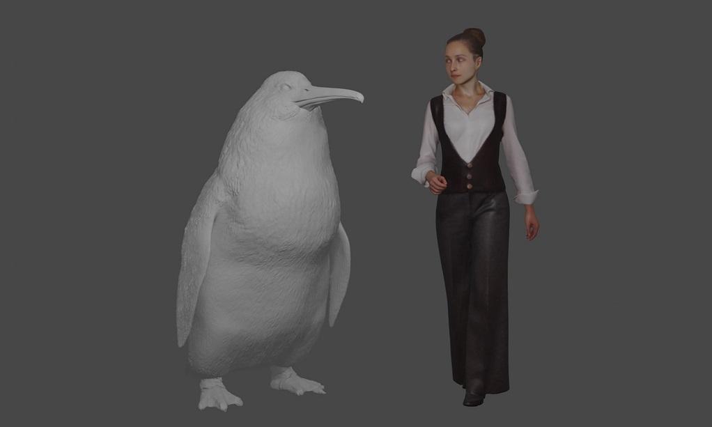 Aνακαλύφθηκε προϊστορικός πιγκουίνος μεγέθους ανθρώπου
