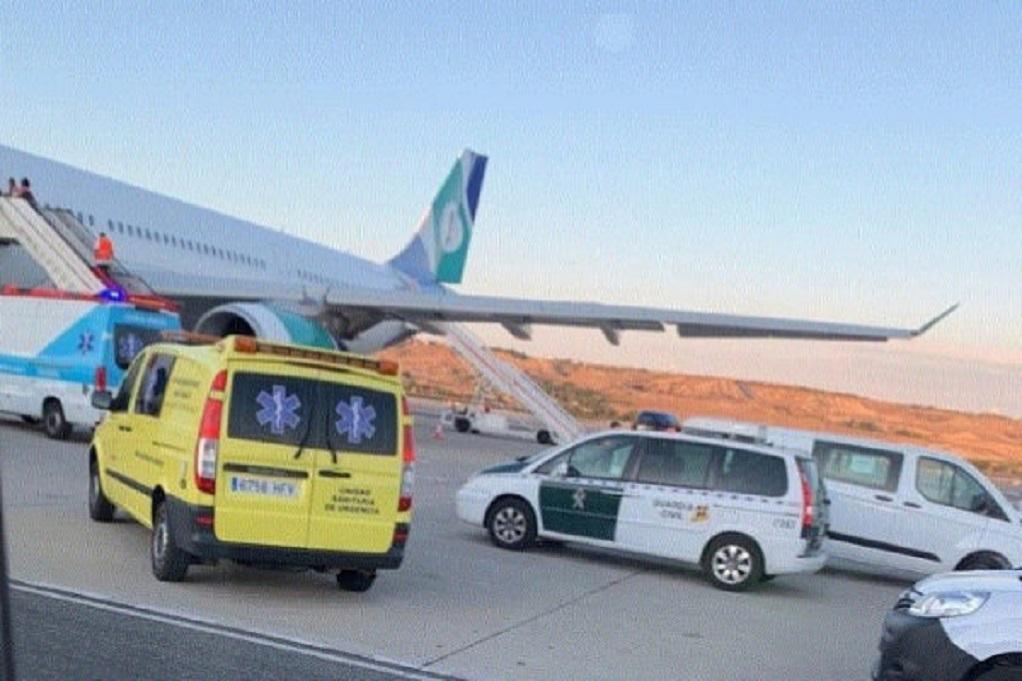 Ισπανία: Τρόμος στον αέρα από αναταράξεις – 35 τραυματίες
