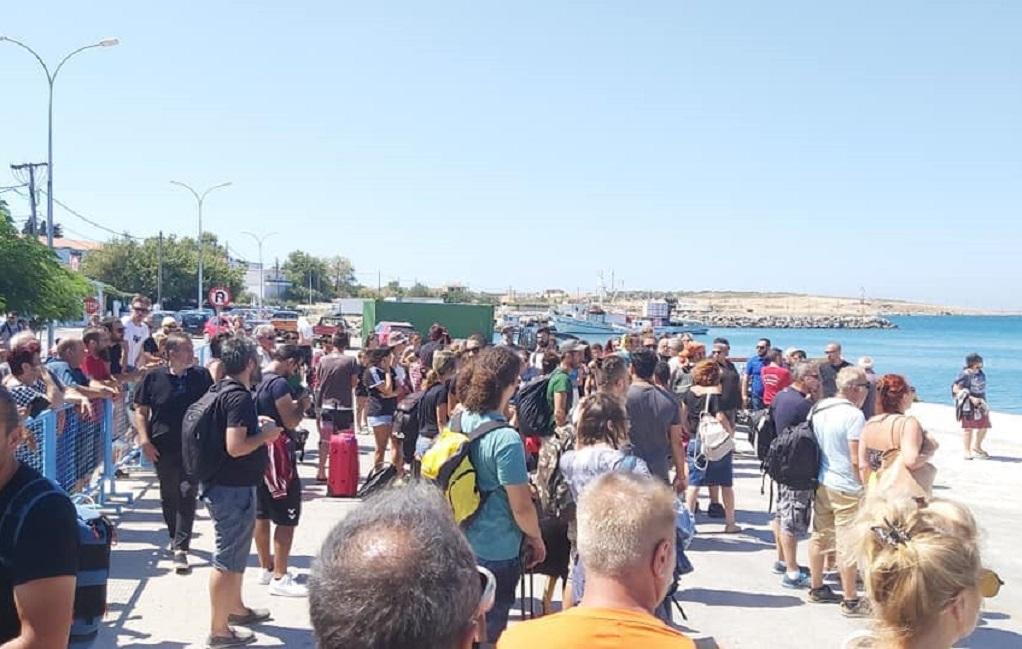 ΠΟΞ: Μεγάλη η ζημία για τον τουρισμό της Σαμοθράκης