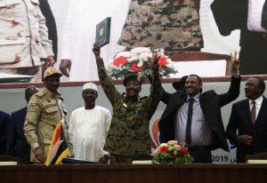 Σουδάν: Αισιοδοξία από την υπογραφή συμφωνίας για τη μετάβαση εξουσίας