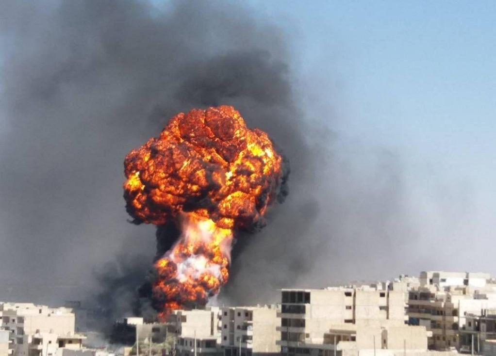 Συρία: Τουλάχιστον 10 νεκροί από έκρηξη παγιδευμένου αυτοκινήτου κοντά σε νοσοκομείο