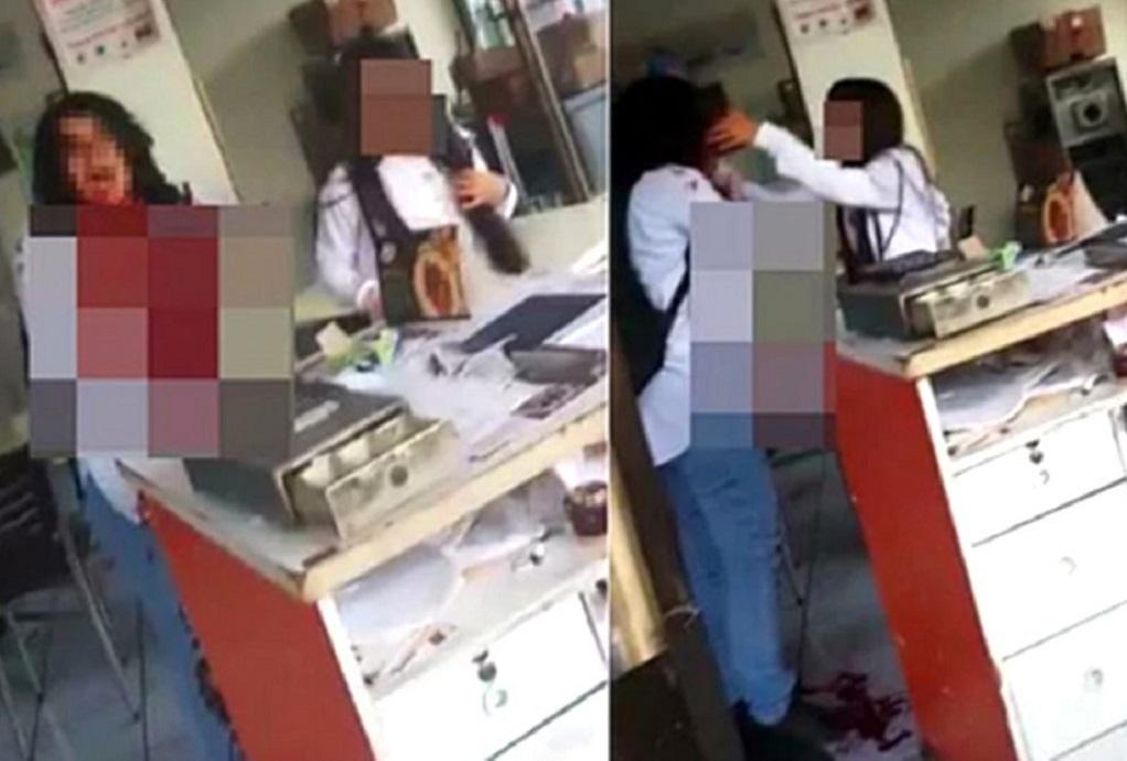 Τουρκία: Σοκ από τη βιντεοσκόπηση της δολοφονίας μιας γυναίκας από τον πρώην σύζυγό της (VIDEO)