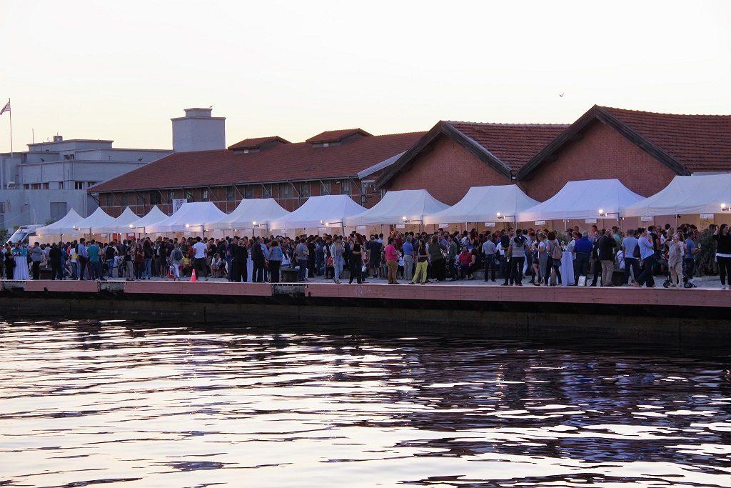 Τα ΒορΟινά επιστρέφουν στο λιμάνι της Θεσσαλονίκης