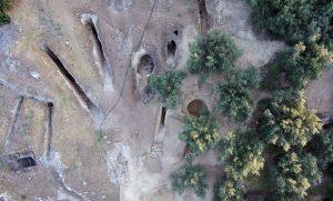 Νεμέα-Ασύλητοι, θολωτοί τάφοι ανακαλύφθηκαν σε μυκηναϊκό νεκροταφείο