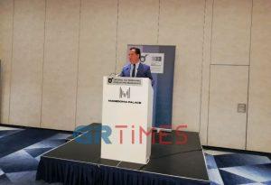 Α. Γεωγιάδης:«Θα σκιστούμε για ένα καλύτερο μέλλον»