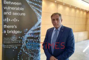 Η Cisco ανακοινώνει Κέντρο Καινοτομίας στη Θεσσαλονίκη