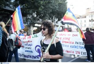 Πορεία στο κέντρο της Θεσσαλονίκης για τον Ζακ Κωστόπουλο